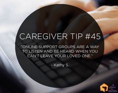 Caregiver Tip #45: Listen and Be Heard
