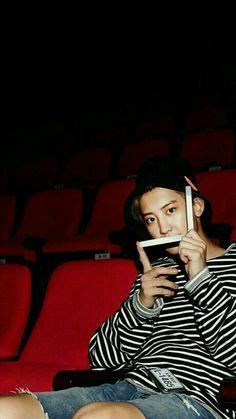 You as Chanyeol's Girlfriend. Chanyeol as Your Boyfriend. Luhan, Chanyeol Cute, Park Chanyeol Exo, Kpop Exo, Chansoo, Chanbaek, Kai, Kris Wu, K Pop