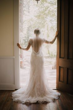 That dress! That door! Taken at Forest Hill Park in Perry, GA Forest Hill Park, Georgia Wedding Venues, Event Venues, Poses, Weddings, Wedding Dresses, Unique, Beautiful, Fashion