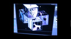 Dear Projection Mapping Test