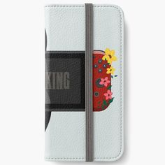 'Nintendo Switch Tiger King Edition' iPhone Wallet by SinandTonic Iphone Wallet, Iphone 6, Iphone Cases, Buy Nintendo Switch, King, Printed, Awesome, Products, Art
