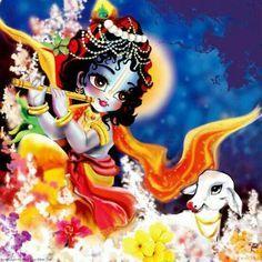 Gopala Krishna Little Krishna, Cute Krishna, Jai Shree Krishna, Krishna Radha, Krishna Leela, Krishna Painting, Madhubani Painting, Lord Krishna Images, India Art