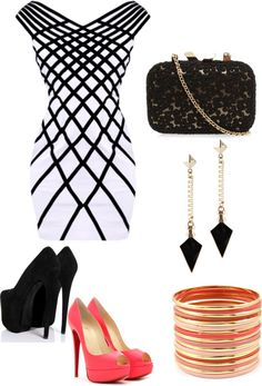 """sexy outfit.."" by bthejeangirl on Polyvore"