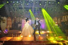 The Masquerade Ball Wedding at Fernbrook Gardens
