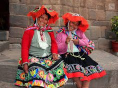Image result for peruvian traditional women
