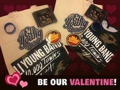 ELI YOUNG BAND - BE OUR VALENTINE