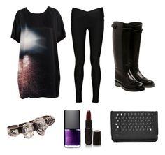 les-tenues.tumblr.com fashion galaxy mac nars
