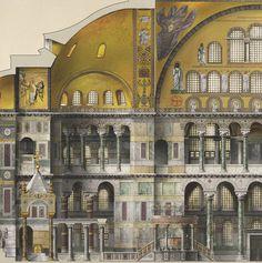 Γραφιστική αναπαράσταση της Αυτοκρατορικής Κωνσταντινούπολης όπως δεν την έχετε ξαναδεί | ΕΛΙΤ ΕΛΛΗΝΩΝ