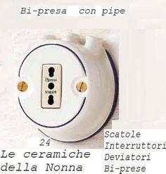 54 Bi-presa in ceramica, by Lucicastiglione, 34,60 € su misshobby.com