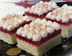 Homemade Cakes, Cheesecake, Food, Mascarpone, Cheese Cakes, Cheesecakes, Meals, Homemade Desserts, Cherry Cheesecake Shooters