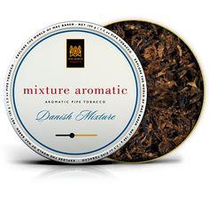 Mac Baren : Mixture Aromatic  http://mac-baren.com/pipe-tobacco-products