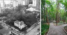 Série Avenida Paulista: a Villa Fortunata e o parque. Como é o nome mesmo?