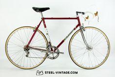 Steel Vintage Bikes - Colnago Nuovo Mexico Vintage Bicycle 1982