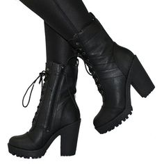 Image result for MILLY Combat Boots, Karamel Shoes