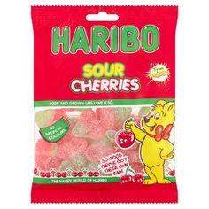 79p for 160g Haribo Sour Cherries Bag