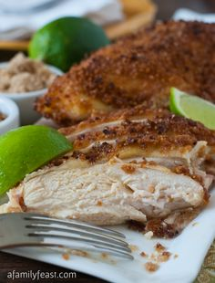 Crunchy Sweet and Salty Chicken - A Family Feast