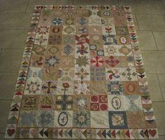 Elisabeth's quilts