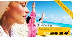 Save £80 on summer 2014 holidays. Use promo code 42504. T&Cs apply > After 20 years in the All Inclusive business, Club Magic Life has got its formula nailed. And the proof is in the pudding – guests come back...