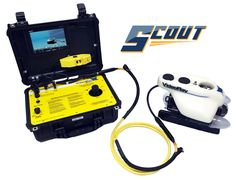 VideoRay Scout Remotely Operated Vehicle (ROV) System