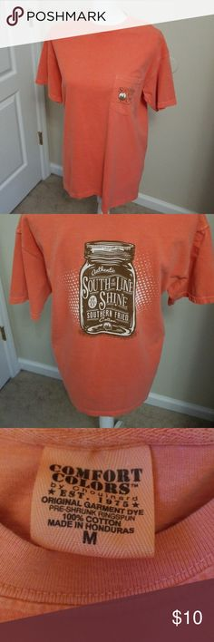 Southern Fried Cotton T-Shirt. Southern Fried Cotton T-Shirt. Size Medium. Only worn a couple of times. Excellent condition. Any questions please ask. Comfort Colors Shirts Tees - Short Sleeve