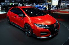 The 2015 Honda Civic Type R. Europe's New Toy.