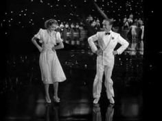 "Eleanor Powell & Fred Astaire ""Begin the Beguine"" Tap Dancing"