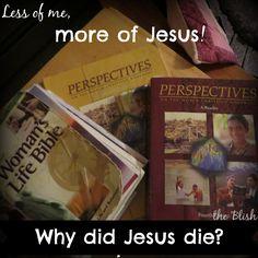 #2 most-read post of the week 4/6/18   Why did Jesus die? {02/2014}