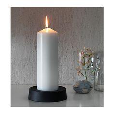 FENOMEN Cero senza profumo - 29 cm - IKEA€ 8,50 Diametro: 9.8 cm Altezza: 29 cm Durata: 95 h Peso: 2 kg
