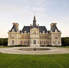 Château de Baronville (Eure et Loir)