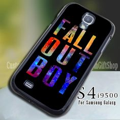Fall Out Boy Logo for Samsung S4 9500, S5 9600 (Leave a Note)