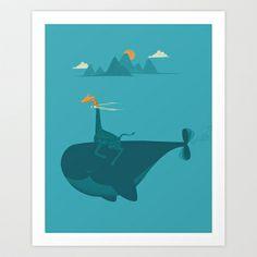 Nature's Submarine