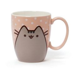 Pusheen Mug from Crazy Cat Lady Clothing