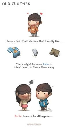 HJ-Story :: Old Clothes | Tapastic Comics - image 1