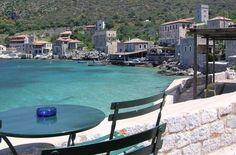 Limeni, Mani. Peloponnese, Greece