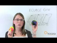 Bounce rate is a metric that shows you the percentage of users who visit your website but immediately leave without interacting. Bounce Rate, Lead Generation, Things That Bounce, Entrepreneur, Social Media, Technology, Marketing, Website, Youtube