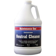 True Value Maintenance One High Solids Floor Finish, 128 Oz Plastic Bottle Design, Plastic Bottles, House Insects, True Value, Rubber Tiles, Neutral, Household Cleaners, Floor Finishes, Diy Home Improvement
