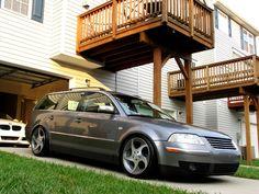 vw passat wagon custom | VWVortex.com - FS - Custom Mercedes Benz Alphard Wheels - Falken ...