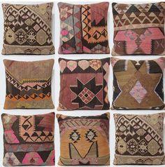 Kilim cushions available online now! www.gypsyriver.com.au