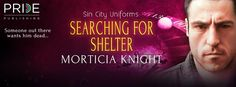 Wicked Reads: Searching for Shelter by Morticia Knight