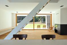 House R / Bevk Perovic arhitekti – nowoczesna STODOŁA   wnętrza & DESIGN…