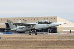 Primer vuelo del Scorpion rediseñado-noticia defensa.com