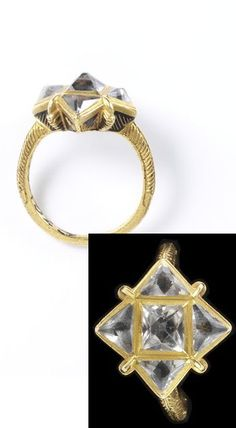 Ring  Place of origin: Europe (West, made)  Date: 1600-1650 (made)