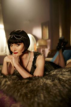 dfef6e70ad4798 Dorothy  Dot  Williams (Ashleigh Cummings) in  Miss Fisher s .