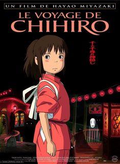 Réalisé par Hayao Miyazaki (2001) Hayao Miyazaki, Studio Ghibli Characters, Anime Characters, Totoro, Spirited Away Movie, Chihiro Cosplay, Chihiro Y Haku, Tsurezure Children, Anime Manga