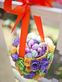 20 Clever, DIY Easter Basket Ideas --> http://www.hgtv.com/design/make-and-celebrate/handmade/20-unconventional-easter-basket-ideas-pictures?soc=pinterest