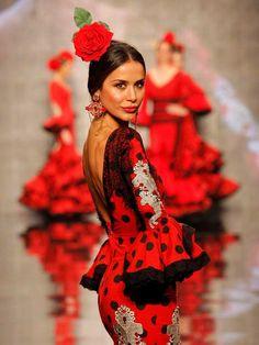 Flamenco dress sex