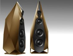 """Avalon Acoustics -Tesseract ,Audiophile High End Speakers"" !... http://about.me/Samissomar"
