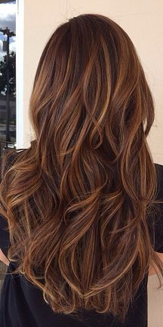 Perfect cut, color, & curl! Definitely taking this to the salon the next time I go!