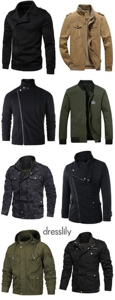 Jackets Men Letter Printed Turn-Down Collar Single Breasted Pockets Leisure Jacket Mens Soft Coats