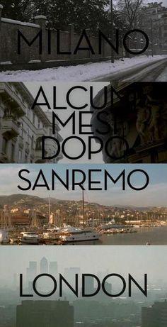Io Sono Amore by Luca Guadagnino 2009